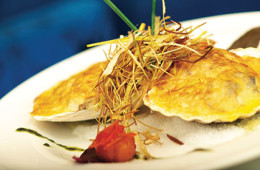 Restaurant cuisine - Sala Mirador