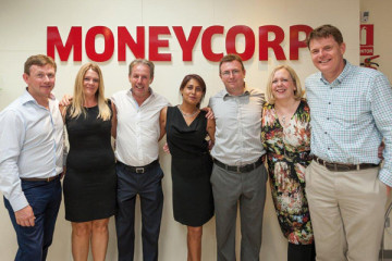 Moneycorp anniversary celebrations La Cala
