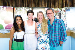 Home & Lifestyle Magazine Summer Party