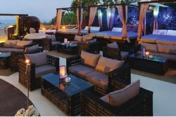 Restaurant review on la sala by the sea Marbella