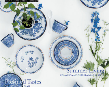 Home & Lifestyle Magazine May June 2015 edition