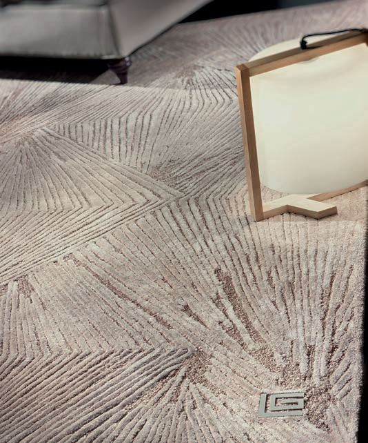Soft To The Touch And Long Lasting Guy Laroche Rugs Add A Of Once Living E Available At Marbella Carpets On Golden Mile