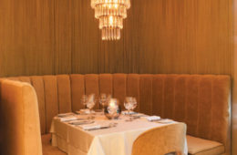 Glamorous Decorative Makeover at La Sala Restaurant & Bar - Home & Lifestyle Magazine