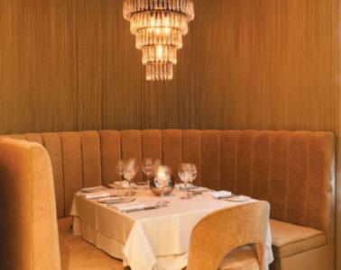 Glamorous Decorative Makeover at La Sala Restaurant & Bar - Home & Lifestyle Magazine
