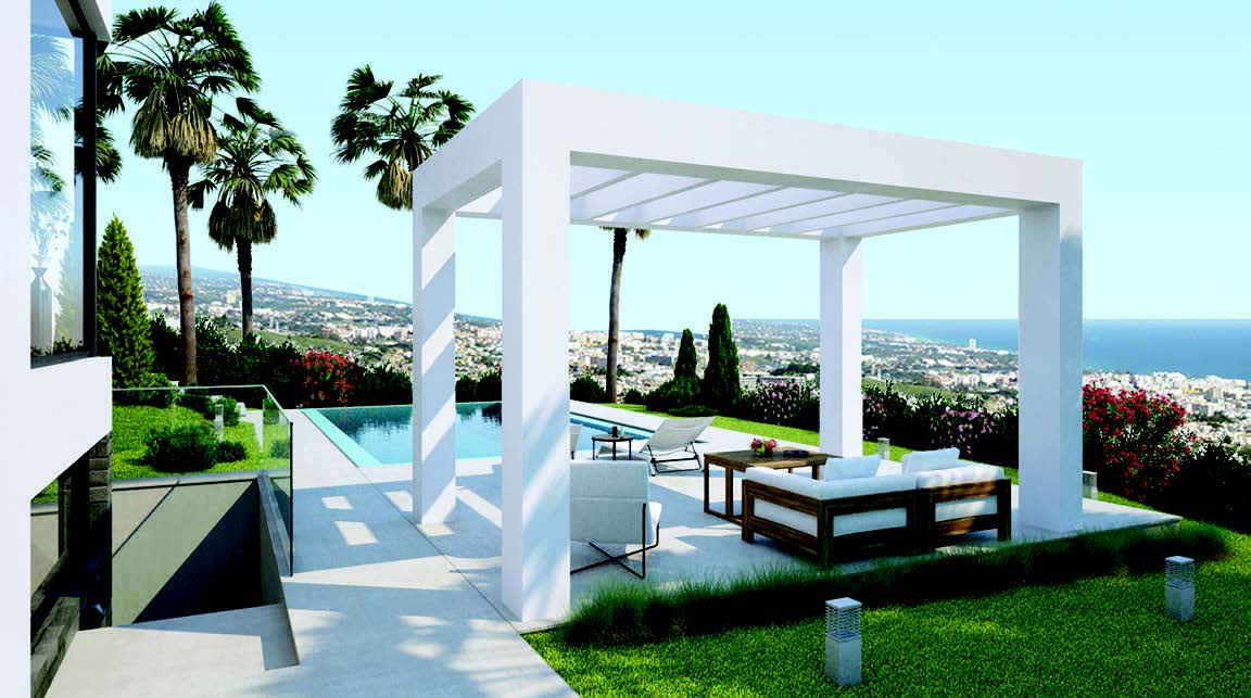Brand new project in mirador del paraiso home for Banus group
