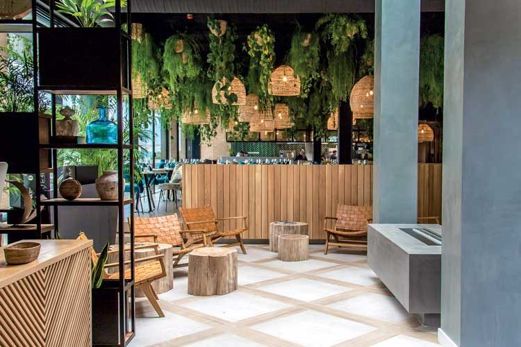 Breathe Revolutionary Design And Dining Concept In