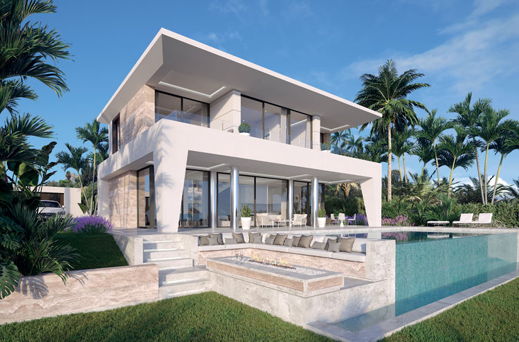 192a6ec28 DON AMARO - MODERN STATE-OF-THE-ART VILLAS SURROUNDED BY NATURE ...