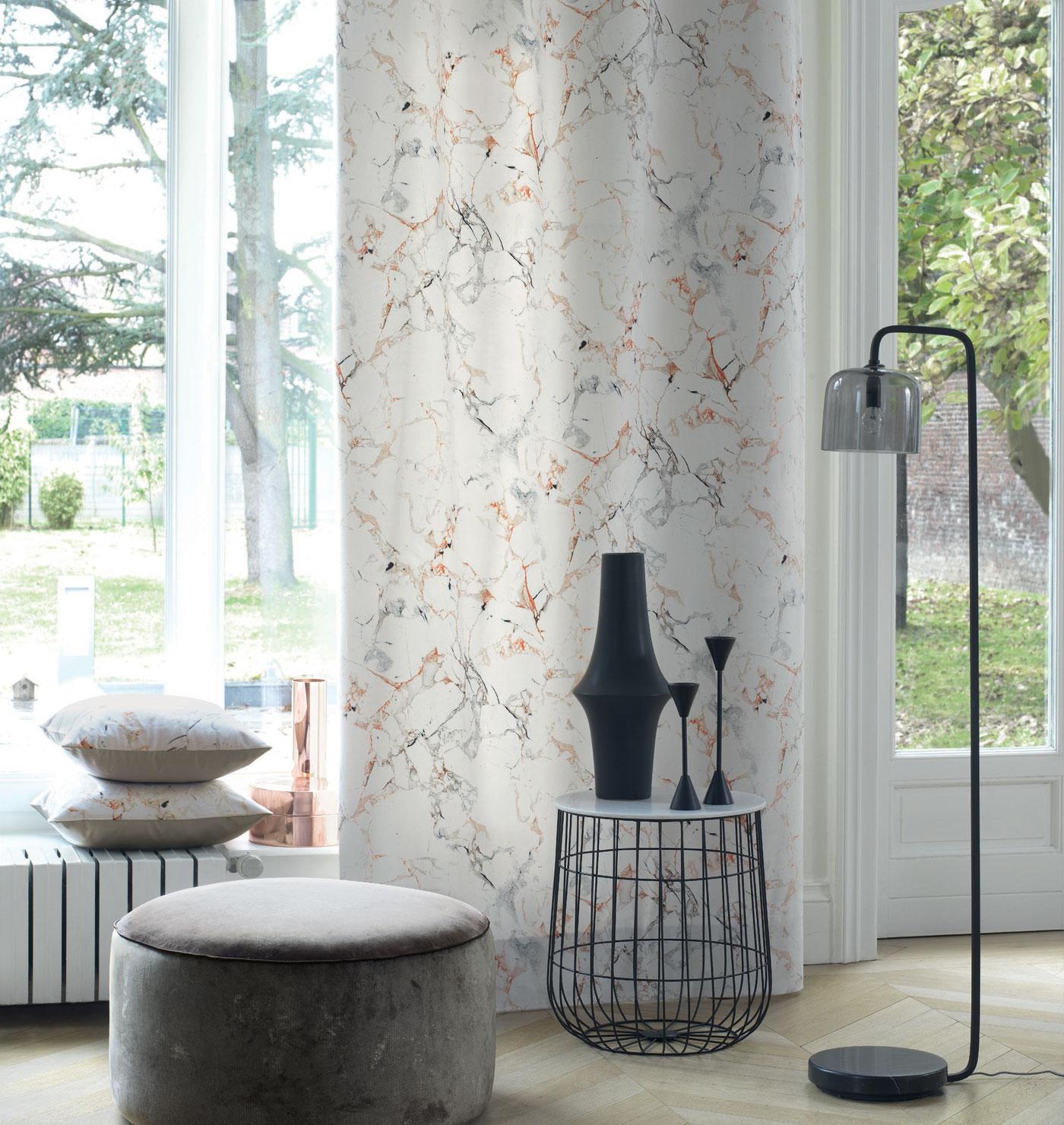Curtain Sophistication Home Lifestyle Magazine # Muebles Lifestyle