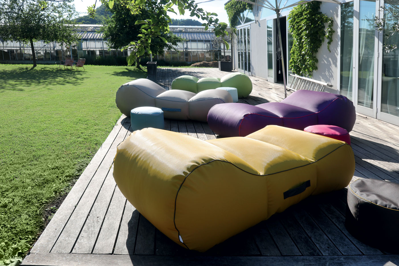Outdoor Summer Living Home Lifestyle Magazine # Muebles Easy Rosario